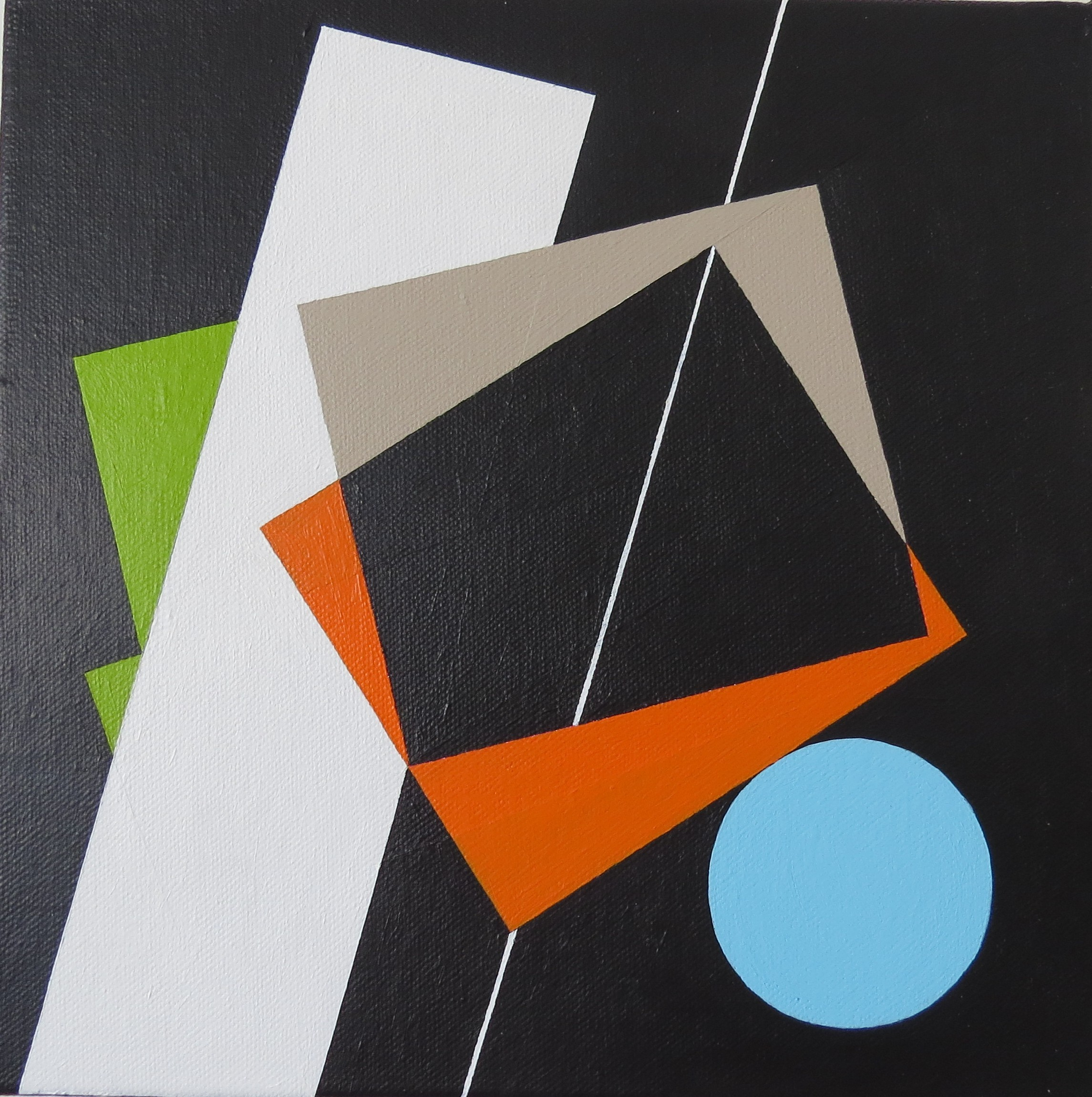 Tableau forme gomtrique formes gomtriques diy dcorer ses for Forme peinture